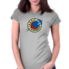 The T.A.R.D.I.S. Express Womens Fitted T-Shirt