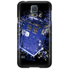The TARDIS - Shattered Phone Case