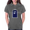 THE TARDIS Womens Polo