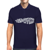 THE TEMPTATIONS. Mens Polo