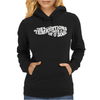 THE TEMPTATIONS Womens Hoodie