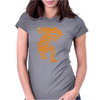 The Thing Womens Fitted T-Shirt
