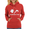 The Thompson Twins Womens Hoodie