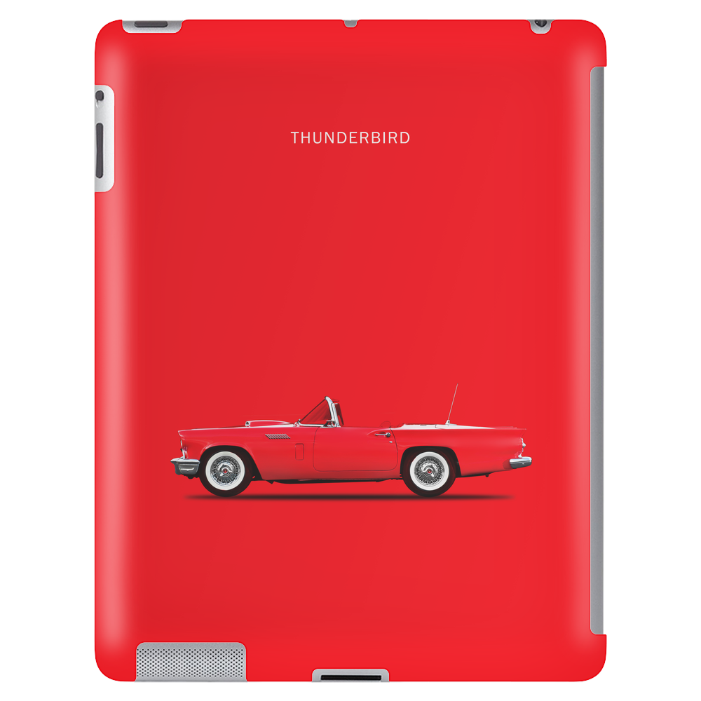 The Thunderbird Tablet (vertical)