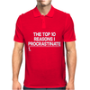 The Top 10 Reasons I Procrastinate Mens Polo