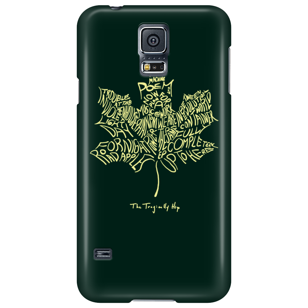 The Tragically Hip Phone Case