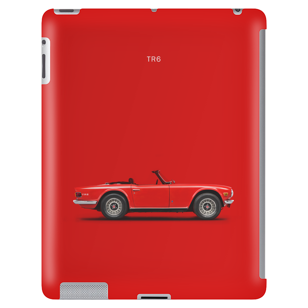 The Triumph TR6 Tablet (vertical)