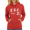 The Troopers Womens Hoodie