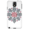The Tudor Rose Pink Diamond Phone Case