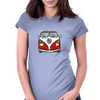 The Van Womens Fitted T-Shirt
