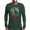 The-Verminator Mens Long Sleeve T-Shirt