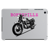 The Vintage Bonneville Motorcycle Tablet