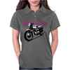 The Vintage Bonneville Motorcycle Womens Polo