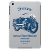 The Vintage Four Motorcycle Tablet
