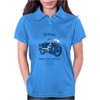The Vintage Four Motorcycle Womens Polo