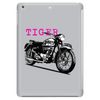 The Vintage Tiger Motorcycle Tablet