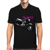 The Vintage Trophy Motorcycle Mens Polo