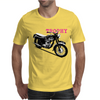 The Vintage Trophy Motorcycle Mens T-Shirt