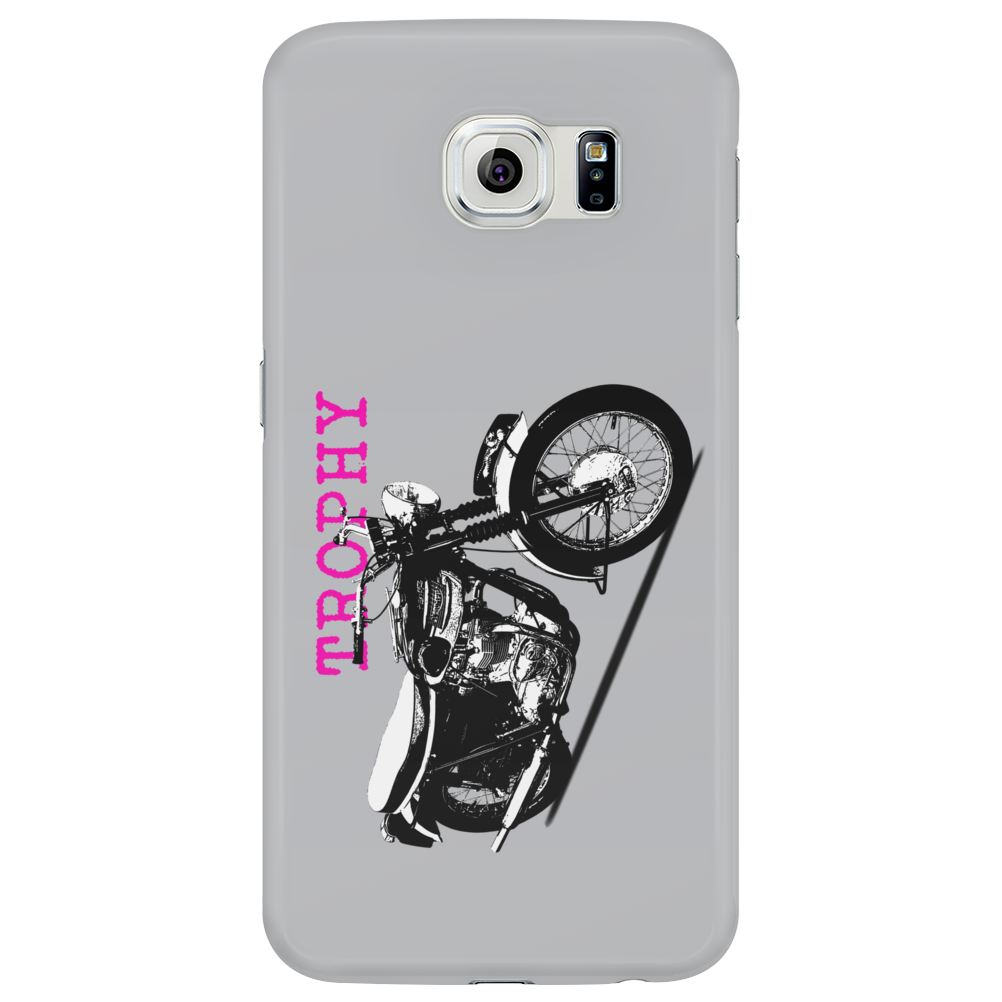 The Vintage Trophy Motorcycle Phone Case