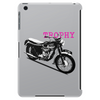 The Vintage Trophy Motorcycle Tablet