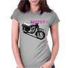 The Vintage Trophy Motorcycle Womens Fitted T-Shirt