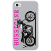 The Vintage X-75 Hurricane Motorcycle Phone Case