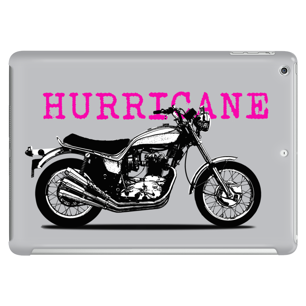 The Vintage X-75 Hurricane Motorcycle Tablet