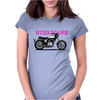 The Vintage X-75 Hurricane Motorcycle Womens Fitted T-Shirt