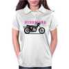 The Vintage X-75 Hurricane Motorcycle Womens Polo