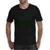 The Voices Clear Background Mens T-Shirt