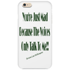The Voices Clear Background Phone Case