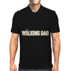 The Walking Dad Mens Polo