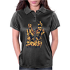 THE WALKING DEAD – ALL CHARACTERS – HOMAGE TO THE AMC TWD SHOW - NEW Womens Polo