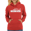 The Walking Dead Horror Zombie Womens Hoodie