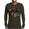 The Walking Dead Hunt or be Hunted Mens Long Sleeve T-Shirt