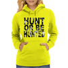 The Walking Dead Hunt or be Hunted Womens Hoodie