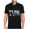 The Walking Dead Mens Polo