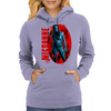 The Walking Dead - Michonne - Back to the comic book - The Walking Dead AMC - Zombie Killer Womens Hoodie