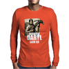 The Walking Dead Tv Show Because Daryl Dixon Said So Zombies Mens Long Sleeve T-Shirt