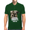 The Walking Dead Tv Show Because Daryl Dixon Said So Zombies Mens Polo
