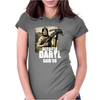 The Walking Dead Tv Show Because Daryl Dixon Said So Zombies Womens Fitted T-Shirt
