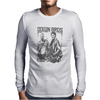 The Walking Dead Tv Show Daryl and Merle Dixon Brothers Zombies Mens Long Sleeve T-Shirt