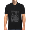The Walking Dead Tv Show Daryl and Merle Dixon Brothers Zombies Mens Polo