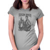 The Walking Dead Tv Show Daryl and Merle Dixon Brothers Zombies Womens Fitted T-Shirt