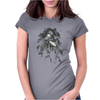 The Walking Dead Tv Show Daryl Dixon Pointing Crossbow Zombies Womens Fitted T-Shirt