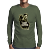 The Walking Dead Tv Show Daryl Dixon Sorry Brother Zombies Mens Long Sleeve T-Shirt