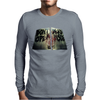 The Walking Dead Tv Show Don't Open Dead Inside Zombie Mens Long Sleeve T-Shirt