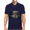 The Walking Dead Tv Show Don't Open Dead Inside Zombie Mens Polo