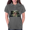 The Walking Dead Tv Show Don't Open Dead Inside Zombie Womens Polo