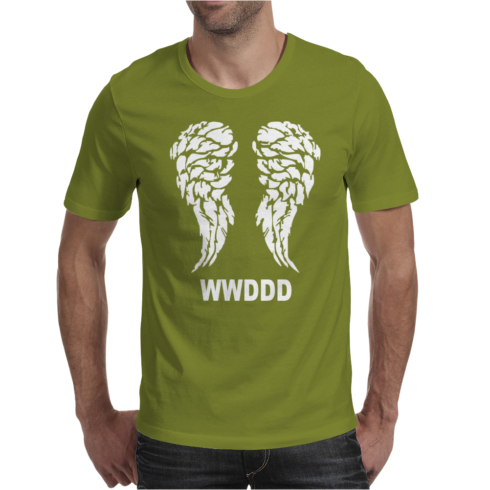 The Walking Dead What Would Daryl Dixon Do Mens T-Shirt